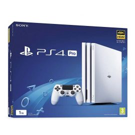 Pack Sony PlayStation 4 Pro Blanca