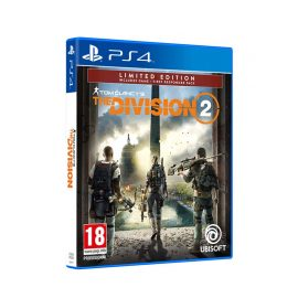 The Division 2 PS4 Limited Edition
